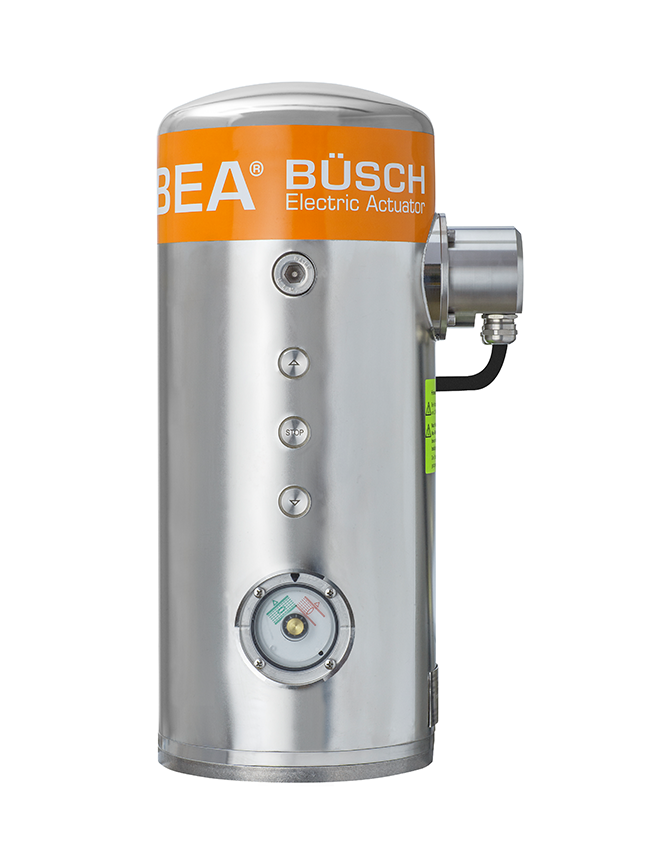 BEA® BÜSCH Electric Actuator