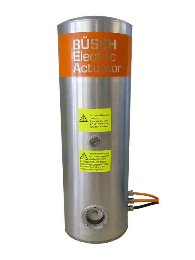 BEA® BÜSCH Electric Actuator (ATEX)