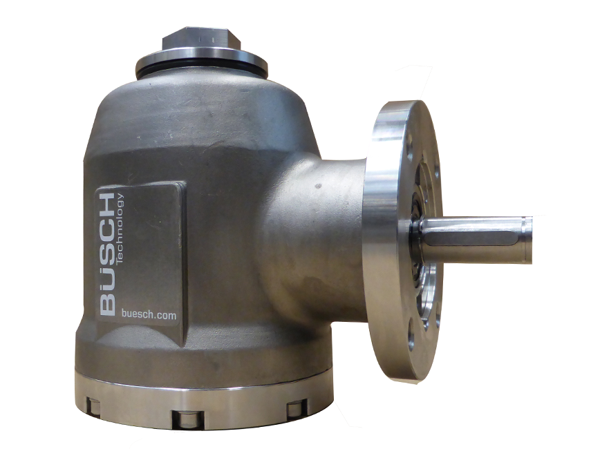 Gear with drive flange for ATEX applications