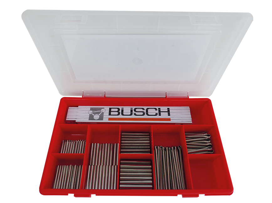 BÜSCH small parts assortment